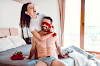 Love points: a map of the erogenous zones of a man