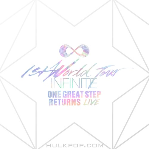 INFINITE – One Great Step Returns Live (ITUNES PLUS AAC M4A)