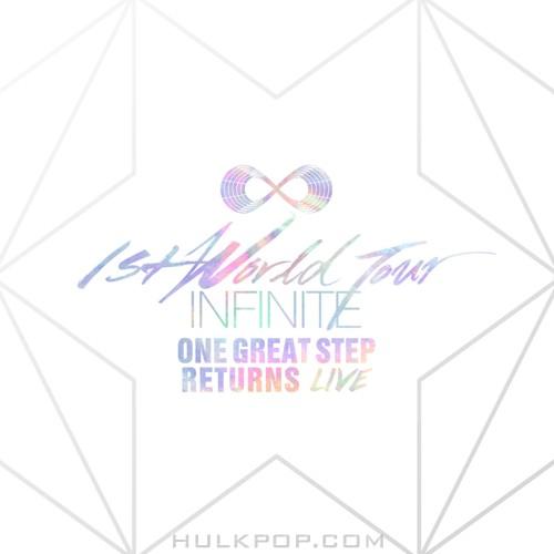 INFINITE – One Great Step Returns Live
