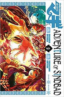 Magi. Adventure Of Sindbad: 9 PDF