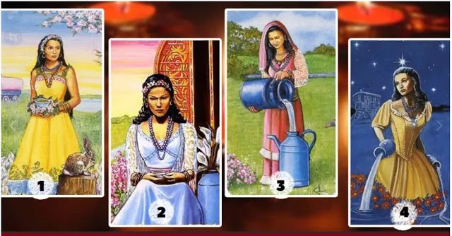 Choose one of the Gypsy Cards and Get a Message about Your Personal Life