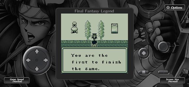 Collection of SaGa Final Fantasy Legend ya está disponible en Steam