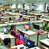 उत्तर प्रदेश  में 50 फीसद सरकारी कर्मचारी आएंगे दफ्तर, तीन पालियों में होगा काम