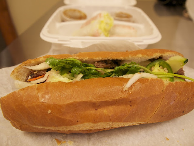A Story About Vietnamese Sandwich 2
