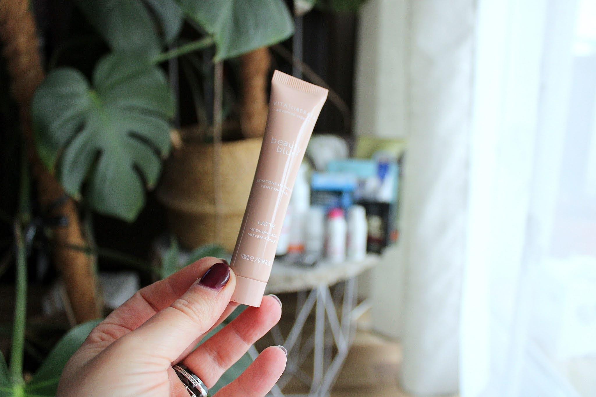 Vita Liberta, Beauty Blur Skin Tone Optimizer, Rozświetlający krem tonujący