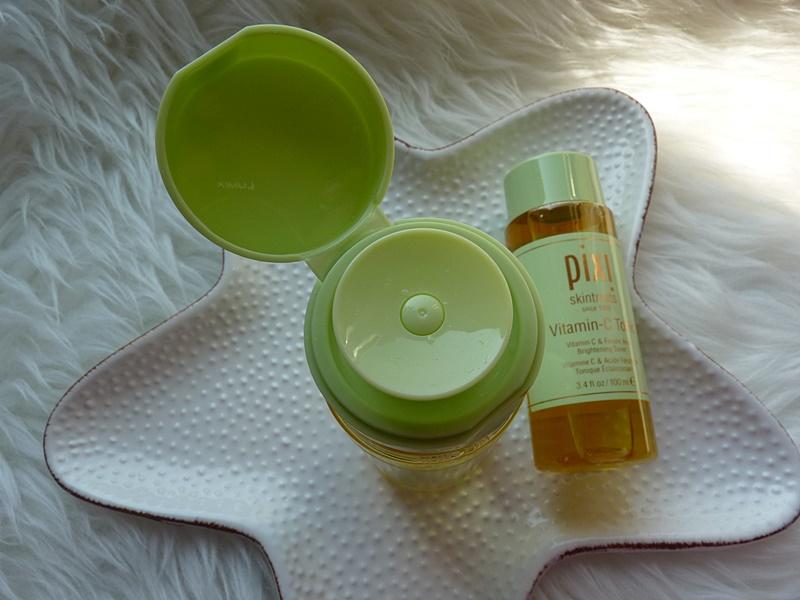 PIXI Vitamin C Juice Cleanser Woda myjąca
