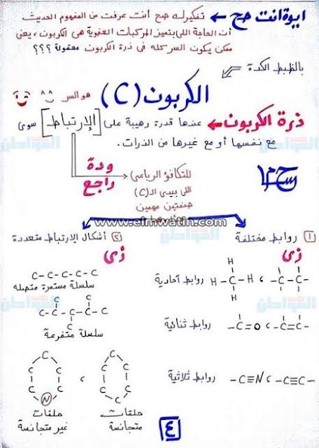 شرح كيمياء باللغة العامية بأبسط طريقه للعضوية والكهربية
