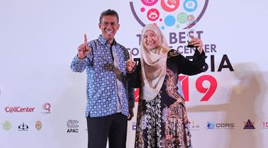 Berikan Layanan Terbaik, AHM Paten 15 Penghargaan Contact Center