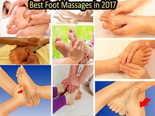 Top 5 Foot Massage Benefits