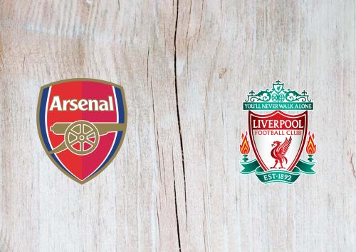 Arsenal vs Liverpool Full Match & Highlights 15 July 2020