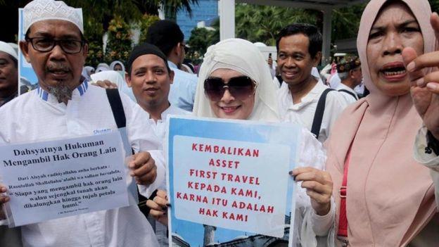 PKS: Uang Sitaan First Travel Harusnya Jadi Milik Jamaah