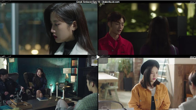 Great Seducer Episode 19 Subtitle Indonesia