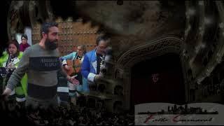"""Pasodoble Inedito con Letra de Juan Carlos Aragón """"Amigo"""" por Alex de Huelva. Comparsa """"Los Millonarios"""""""