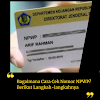Bagaimana Cara Cek Nomor NPWP? Berikut Langkah-langkahnya