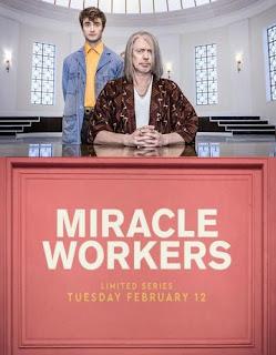Miracle Workers Temporada 1 720p Español Latino