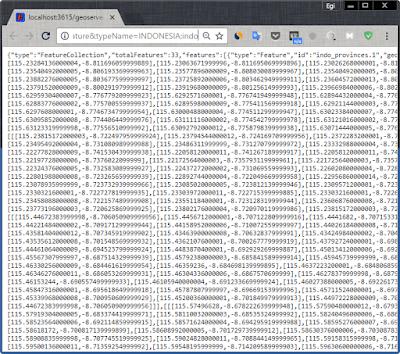 Layer Indo_Provinces di dalam tampilan GeoJSON