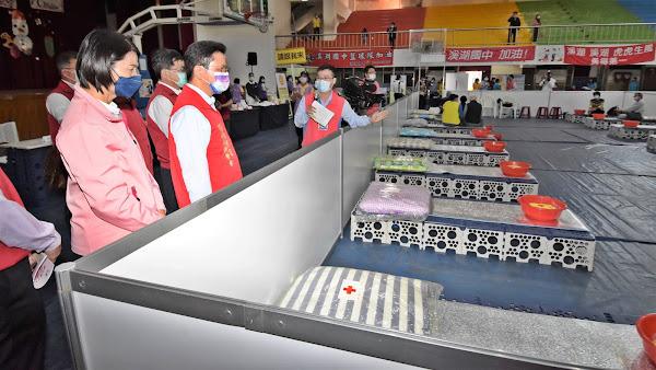 彰化縣災害防救演習 水災演練提升應變能力