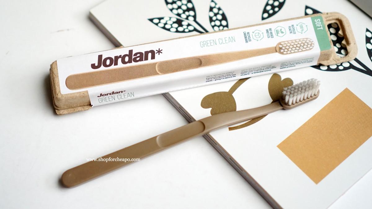review Sikat Gigi Ramah Lingkungan: Pepsodent Jordan Sikat Gigi Bambu