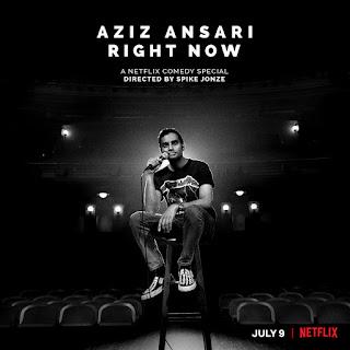 Aziz Ansari Right Now 2019
