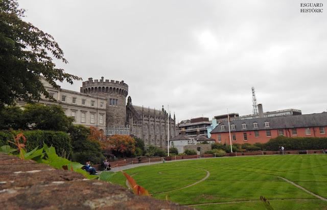 Castell de Dublín