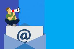 Contoh Alamat Email Yang Lengkap dan Benar