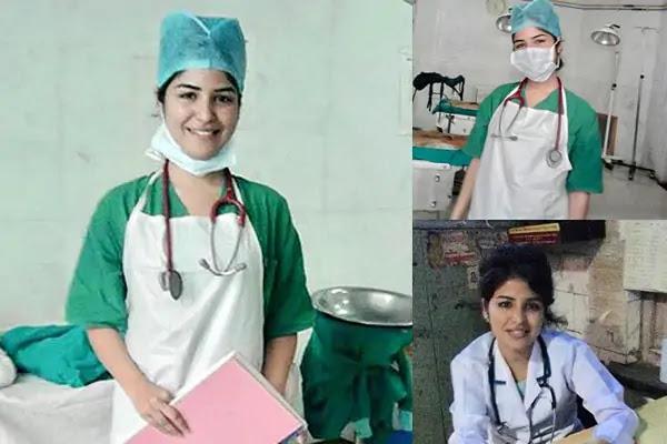 कोरोना से लड़ाई में नर्स बनी ये एक्ट्रेस, मरीजों की कर रही देखभाल