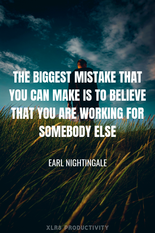 Success Mantra, Earl Nightingale, What is Success, Success in Life