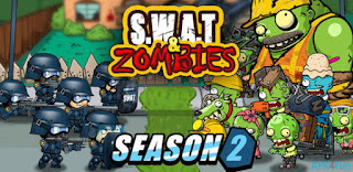 SWAT AND ZOMBIE SEASON 2 MOD APK FOR ANDROID