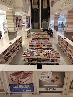 Feira do Livro no Shopping Jardim Guadalupe