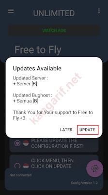 klik update
