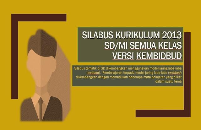 Download Silabus K13 SD