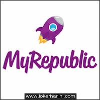 Lowongan Kerja MyRepublic Semarang Februari 2021