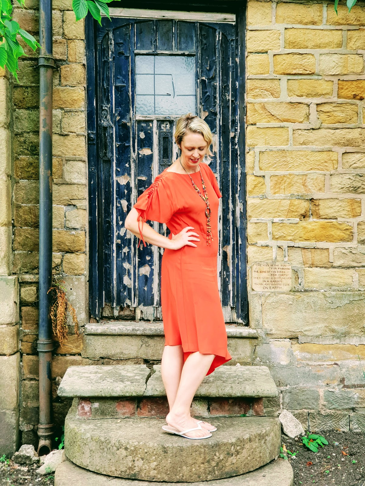 Dreaming Of A Day In Bakewell And An Outfit Post