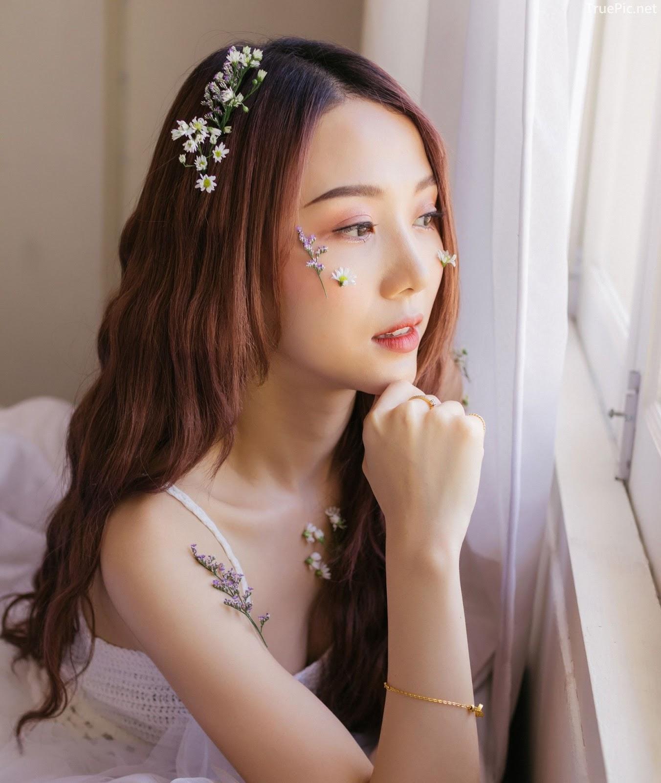 Thailand beautiful model Popor Saechur with photo album Little Princess - Picture 7