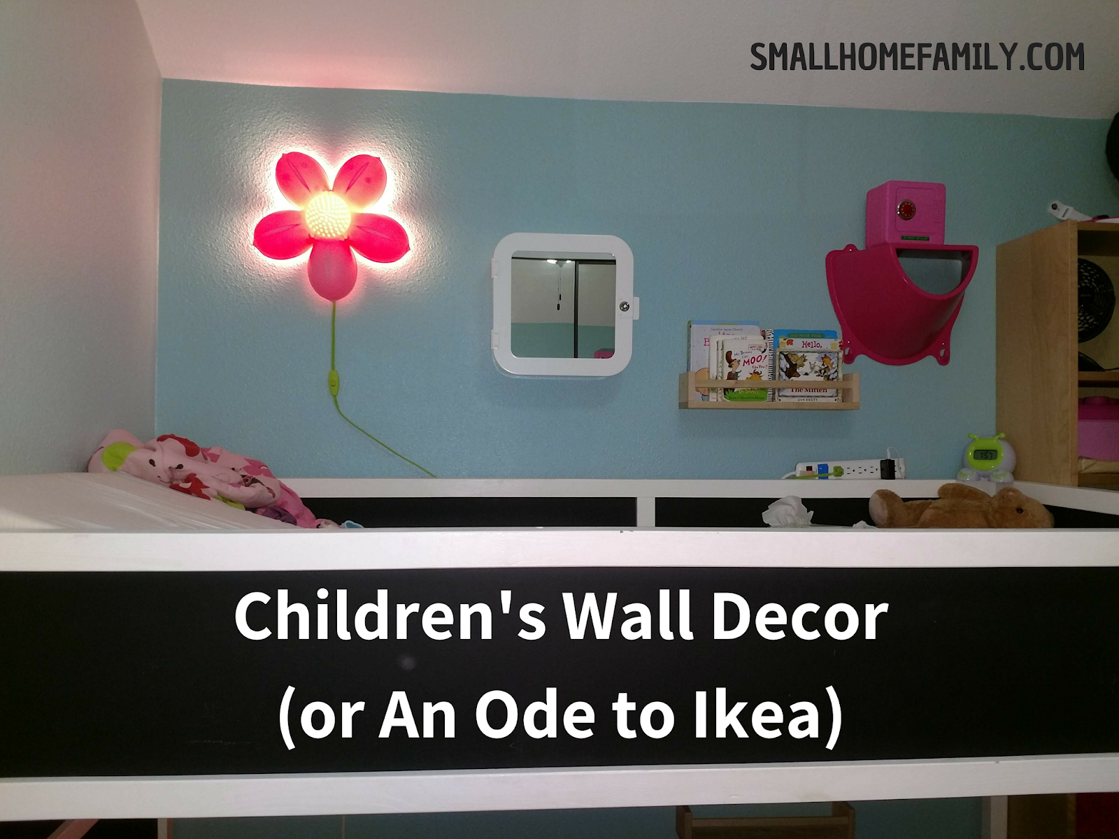 Children S Wall Decor Or An Ode To Ikea