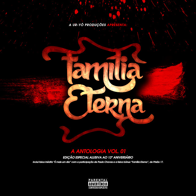 FAMÍLIA ETERNA - A ANTOLOGIA VOL. 01 [DOWNLOAD]‏