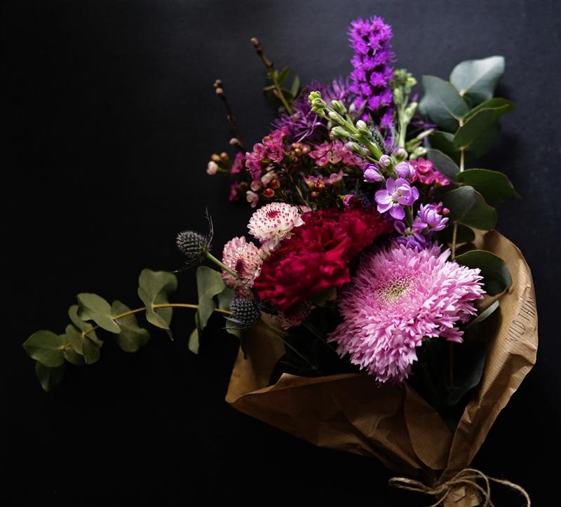 kukkakauppa, kimppu, perjantaipuska