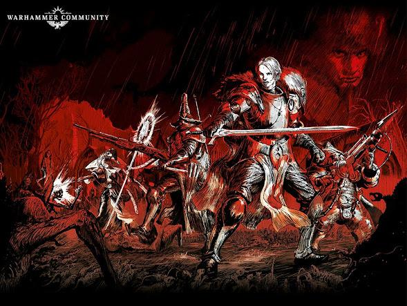 Warhammer Quest: Cursed City portada