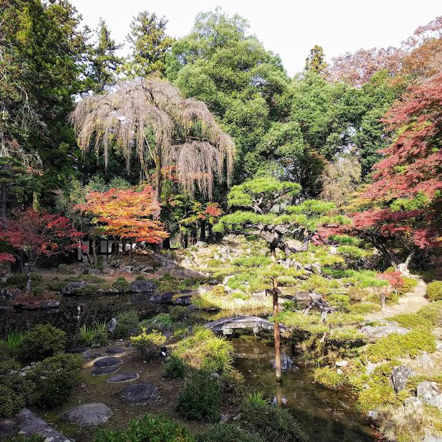 塩山 恵林寺 庭園