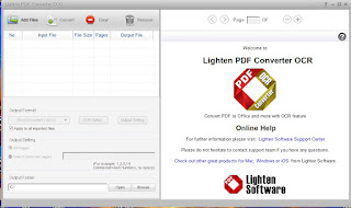 Lighten Software PDF Converter OCR v5.2.0 Portable