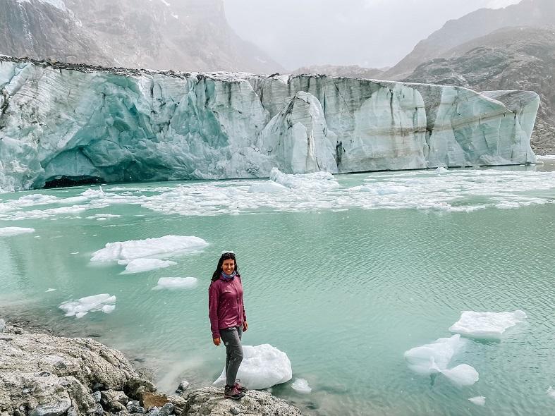 Escursione al ghiacciaio Fellaria in Valmalenco