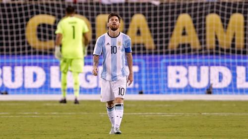 Messi Pensiun dari Timnas Argentina