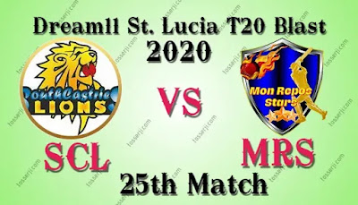 Who will win SCL vs MRS 25th T10 Match