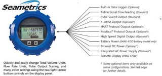 Electromagnetic Water Flow Meter Seametrics iMAG 4700