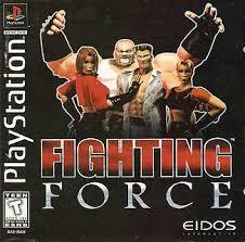 Free Download Fighting Force PS1 ISO PC Games Untuk Komputer Full Version - ZGASPC