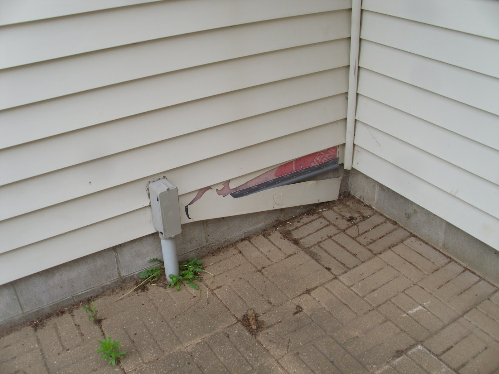 Home Improvement Central The Problem With Vinyl Siding
