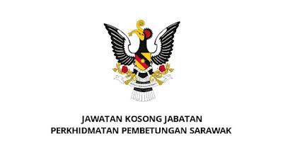 Jawatan Kosong Jabatan Perkhidmatan Pembetungan Sarawak 2020