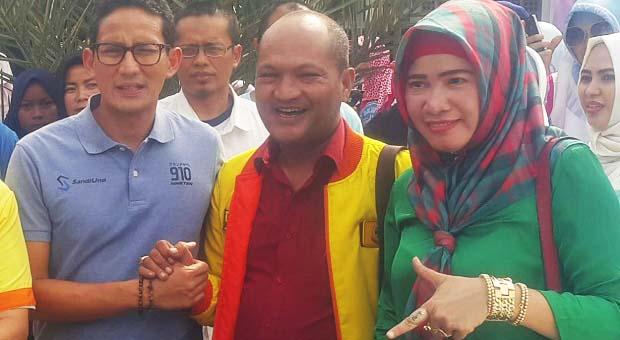 Partai Berkarya KBB Siap Menangkan Prabowo-Sandi