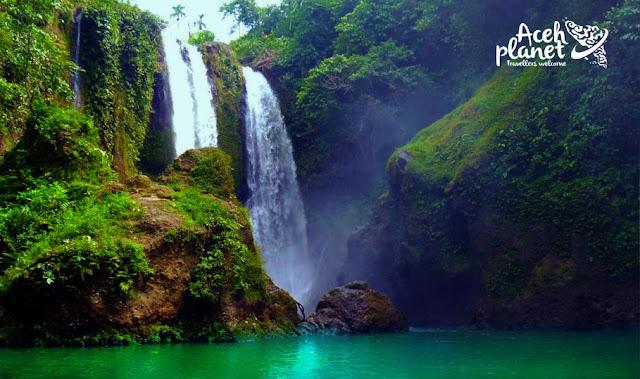 Air Terjun Blang Kolam, Natural Destinasi