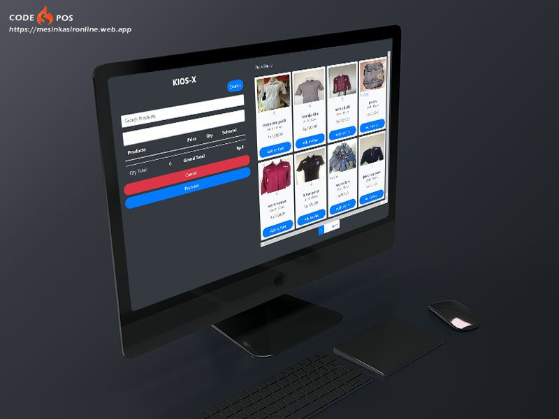 aplikasi toko online terbaru
